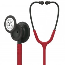 Littmann Classic III  Stethoscope: Black and Burgundy 5868