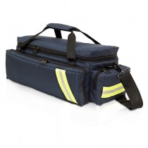 Elite Oxygen Therapy Emergency Bag - Blue