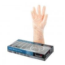 Bastion ProStretch P/F Clear Small Gloves x200