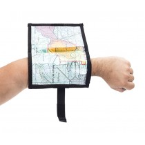 Elite Bags Maps Document Arm Pouch - Black