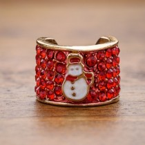 CharMED Stethoscope Charm - Snowman Charm